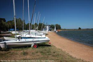 Camping le Petit Beauregard Plan d'eau des Vallées St Hilaire de Riez