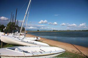 Cata optimistes Plan d'eau des Vallées Saint Hilaire de Riez