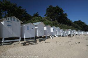 Cabane de plage noirmoutier