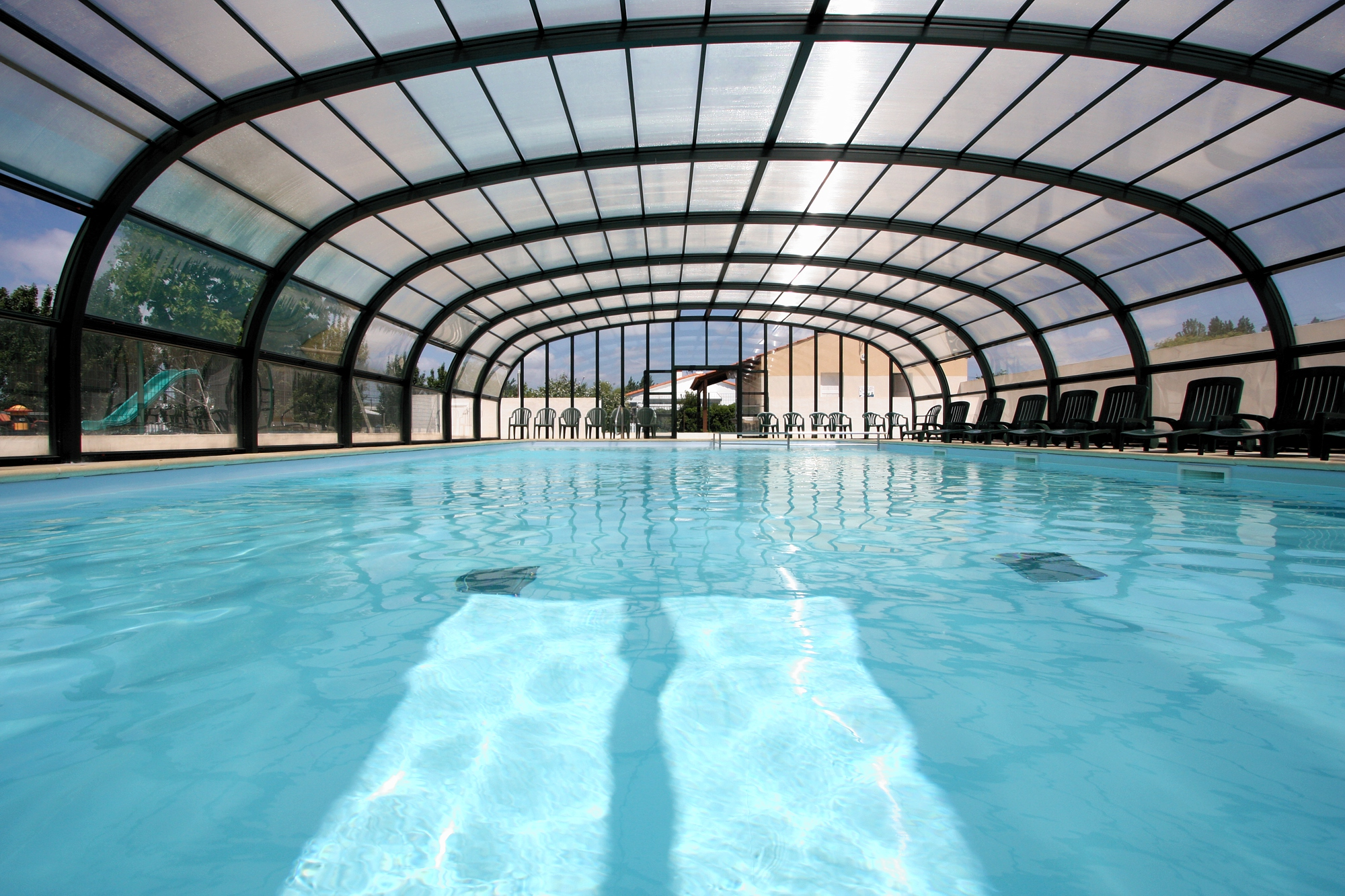 camping piscine couverte chauffée saint gilles croix de vie
