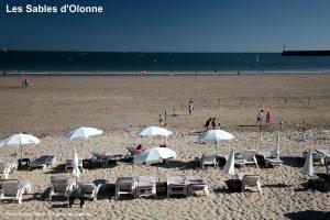 Camping proche de la plage des sables d'olonne