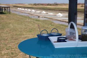 producteur de sel marais angibaud Noirmoutier