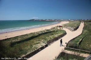 Dunes et plages saint gilles croix de vie