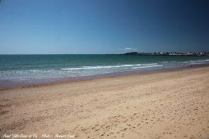 Grande plage saint gilles croix de vie