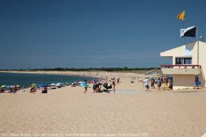 plage de sion Saint Hilaire de Riez