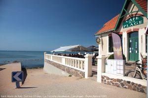 Café de la plage Saint Hilaire de Riez