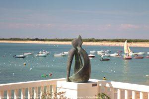 Statue Saint Hilaire de Riez